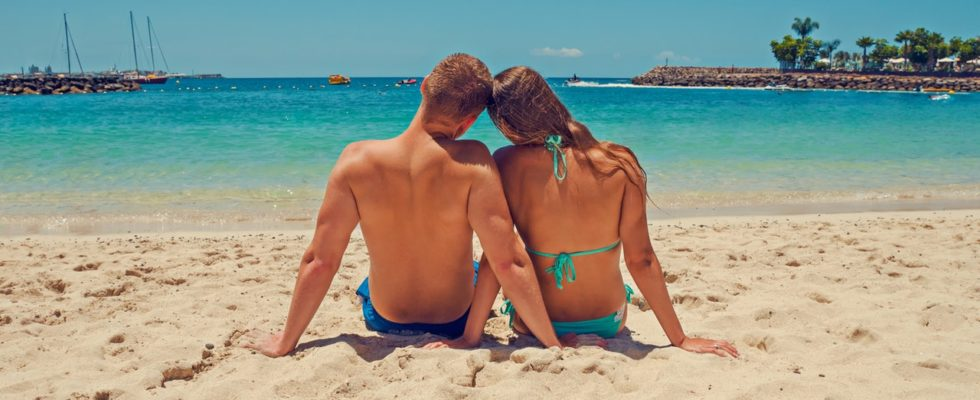 de meest populaire vakantiebestemmingen
